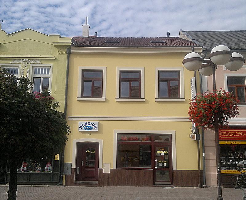 Penzion Nela - Ubytování v Čáslavi